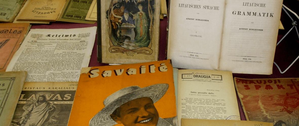 Kviečiame jus aplankyti Pasaulio lietuvių archyvą
